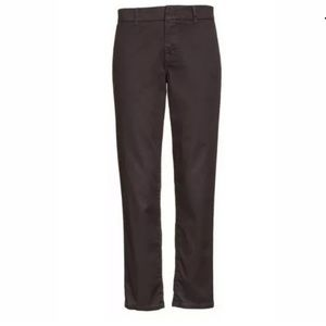 New Vince Classic Chino Size 26 MSRP $245 Licorice